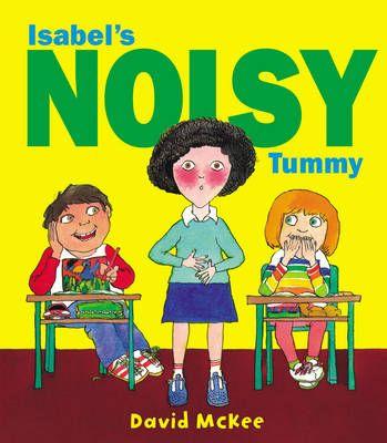 Isabel's Noisy Tummy Badger Learning