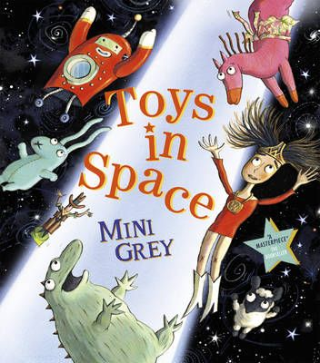 Toys in Space Badger Learning