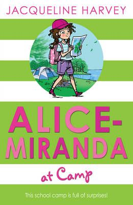 Alice-Miranda at Camp Badger Learning