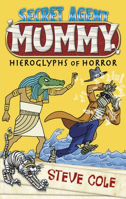 Secret Agent Mummy: the Hieroglyphs of Horror Badger Learning
