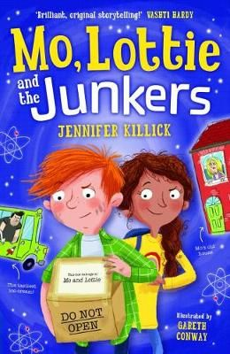 Mo, Lottie & the Junkers Badger Learning