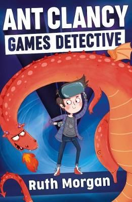 Ant Clancy Games Detective Badger Learning