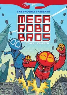 Mega Robo Bros Badger Learning