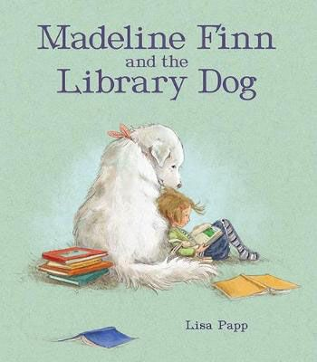 Madeline Finn & the Library Dog Badger Learning