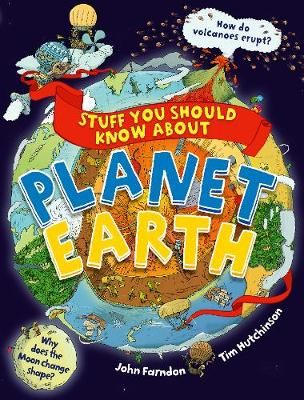 Planet Earth Badger Learning