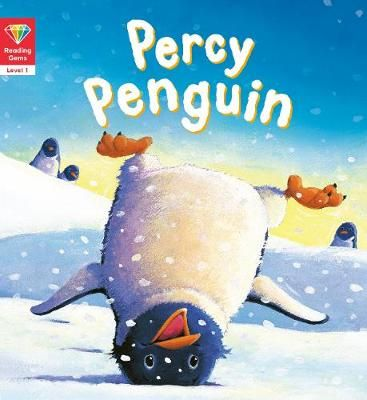 Percy Penguin Badger Learning