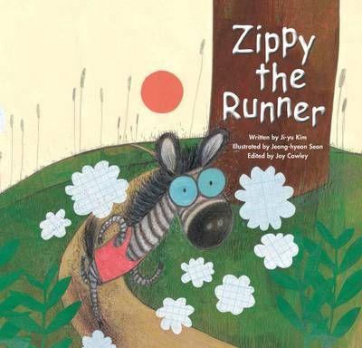 Zippy the Runner Badger Learning