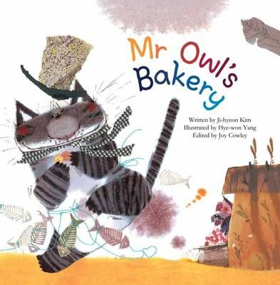 Mr Owl's Bakery: Counting in Groups Badger Learning