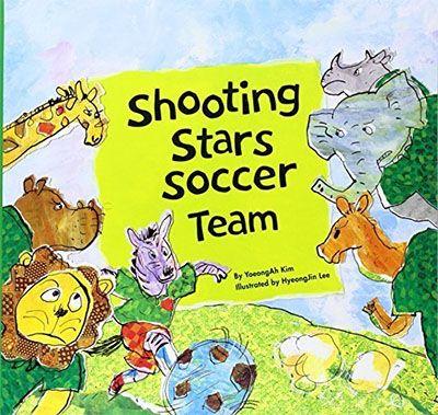 Shooting Stars Soccer Team Badger Learning