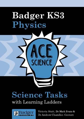 ACE Science: Science Task with Learning Ladders: Physics Teacher Book + CD Badger Learning