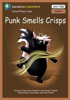 Punk Smells Crisps Badger Learning
