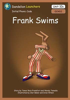 Frank Swims Badger Learning