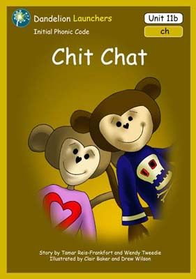 Chit Chat Badger Learning