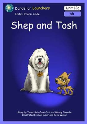 Shep and Tosh Badger Learning