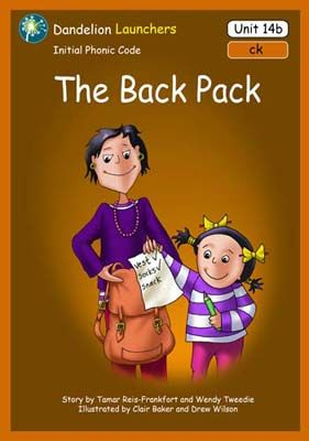 The Back Pack Badger Learning