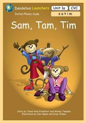 Sam, Tam, Tim Badger Learning