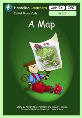 A Map Badger Learning