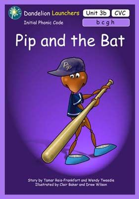 Pip and the Bat Badger Learning