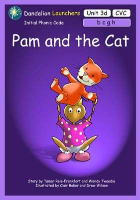 Pam and the Cat Badger Learning