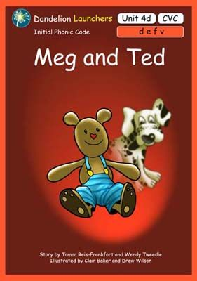 Meg and Ted Badger Learning