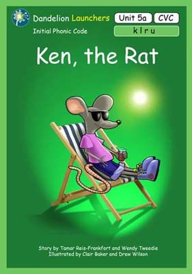 Ken, the Rat Badger Learning