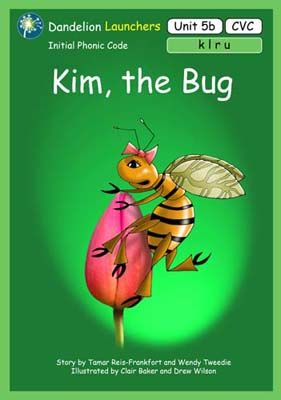 Kim, the Bug Badger Learning