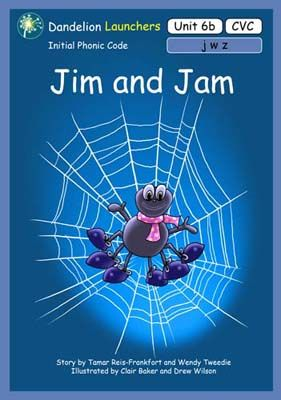 Jim and Jam Badger Learning