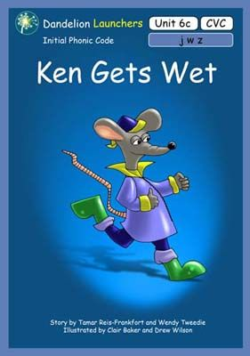Ken Gets Wet Badger Learning