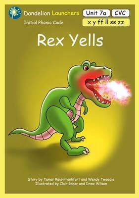 Rex Yells Badger Learning