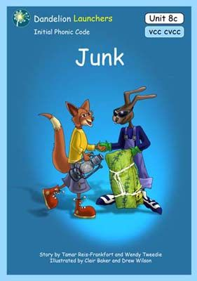 Junk Badger Learning