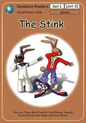 The Stink Badger Learning