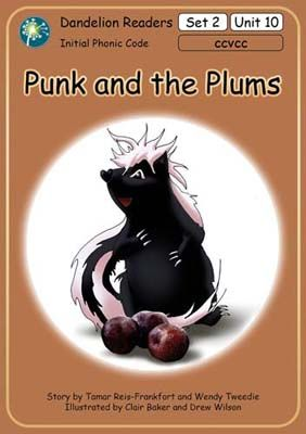 Punk and the Plums Badger Learning