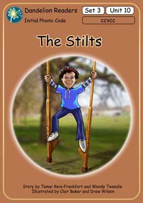 The Stilts Badger Learning