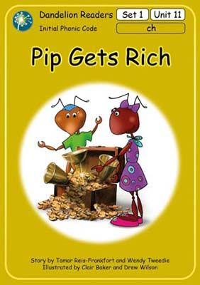 Pip Gets Rich Badger Learning