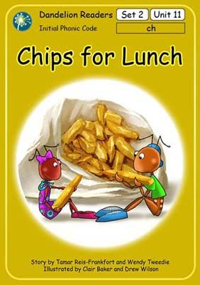 Chips for Lunch Badger Learning
