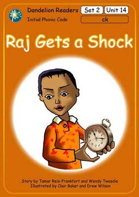 Raj Gets a Shock Badger Learning