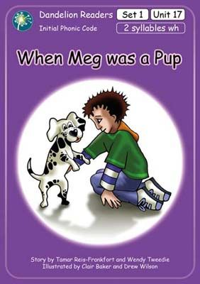 When Meg was a Pup Badger Learning