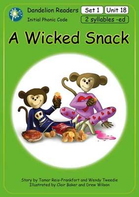 A Wicked Snack Badger Learning