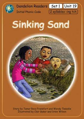 Sinking Sand Badger Learning