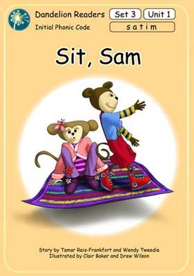 Sit, Sam Badger Learning