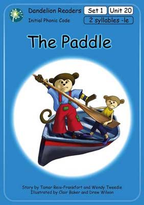 The Paddle Badger Learning