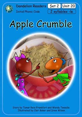 Apple Crumble Badger Learning