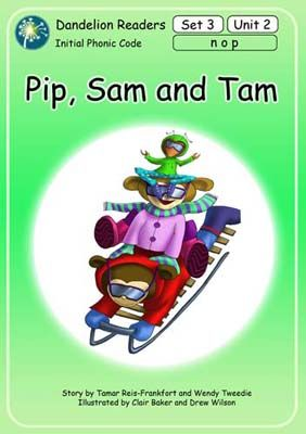 Pip, Sam and Tam Badger Learning