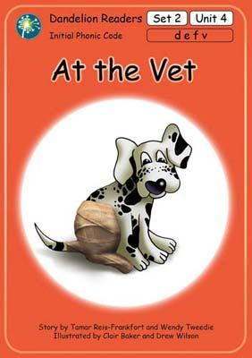 At the Vet Badger Learning