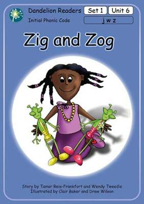 Zig and Zog Badger Learning