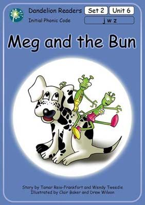 Meg and the Bun Badger Learning
