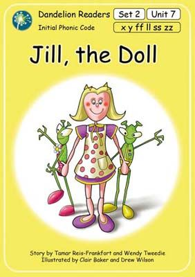 Jill, the Doll Badger Learning