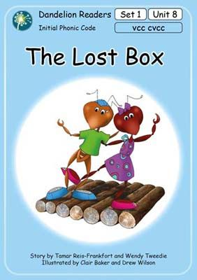The Lost Box Badger Learning