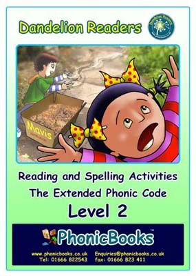 Dandelion Readers: Reading and Spelling Activities Level 2 Badger Learning