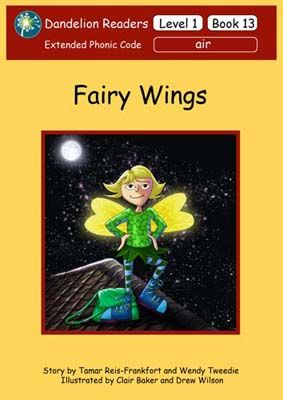Fairy Wings Badger Learning